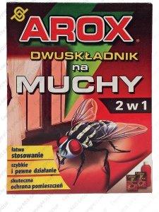 DWUSKŁADNIKOWY PREPARAT NA MUCHY - AROX-MUCHY2W1
