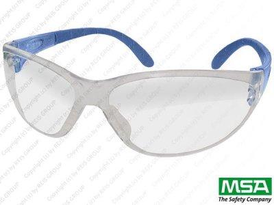 OKULARY OCHRONNE - MSA-OO-PER9000-F T