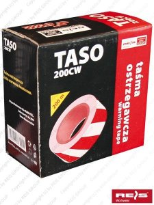 TAŚMA OSTRZEGAWCZA - TASO200 CW
