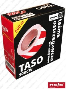 TAŚMA OSTRZEGAWCZA - TASO500 CW