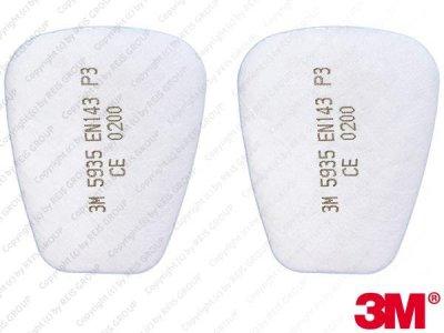 FILTRY PRZECIWPYŁOWE - 3M-FI-5000-P3