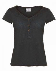 Ladies' Henley T-Shirt