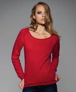 Ladies' Slub Sweatshirt