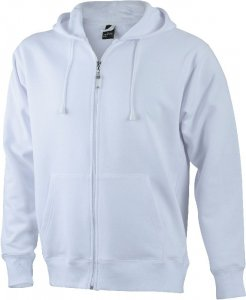 Men's Hooded Sweat Jacket