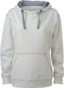 Ladies' Lifestyle Hooded Sweatshirt
