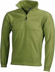 Fleece Pullover with 1/4 Zip