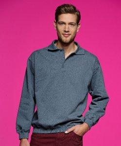 Men's Heavy Polo Sweater