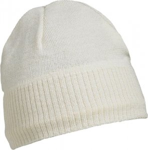Knitted Beanie with Fleece Insert