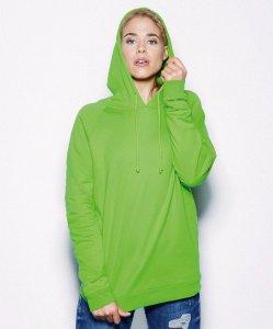 Light Unisex Hooded Sweathshirt