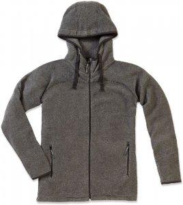 Men's Hooded Fleece Jacket