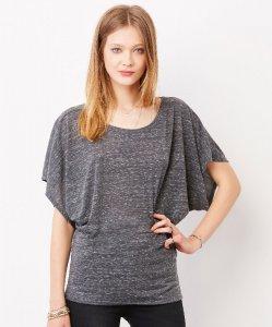 Ladies' Flowy Dolman T-Shirt