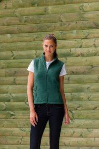 Ladies' Fleece Vest