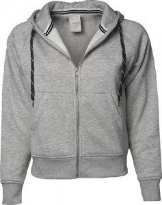 Ladies' Fashion Hooded Sweat Jacket