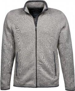 """Men's Knitted Fleece Jacket """"Aspen"""""""
