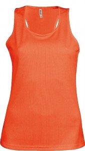 Ladies' Sport Shirt sleeveless