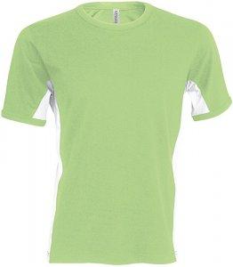 "Bicolour T-Shirt ""Tiger"""