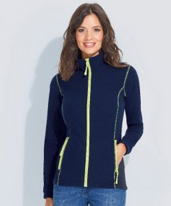 Ladies' Microfleece Jacket