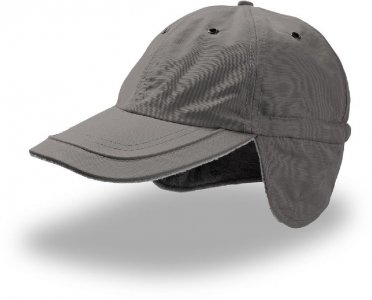 Cap with ear protection
